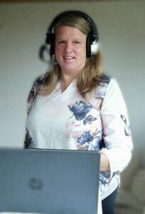 Telefonkonferenz Melanie Striewe