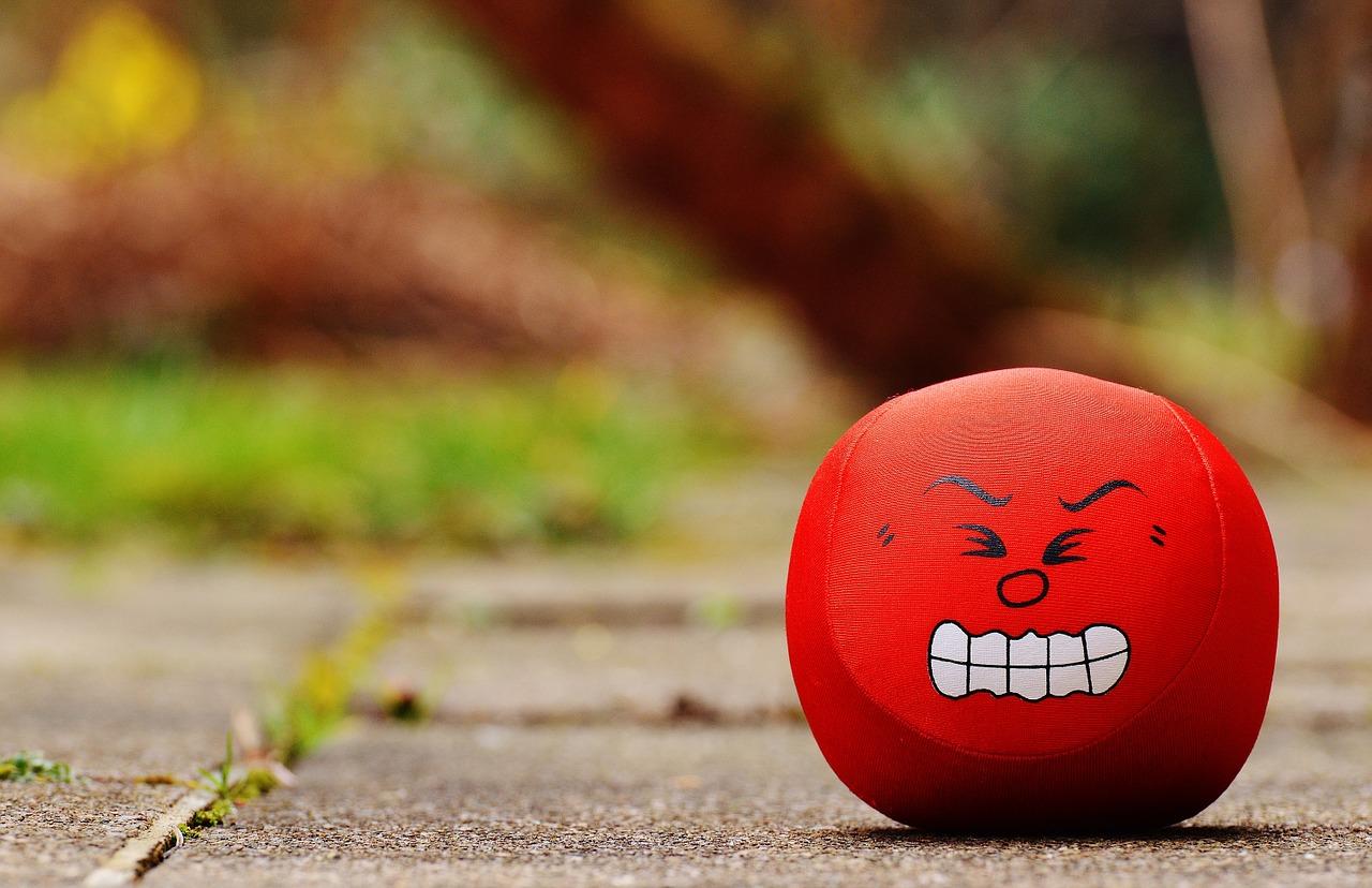 Wut loslassen von Angst befreien